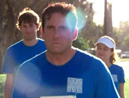 the-office-fun-run-michael-scott-determined-face
