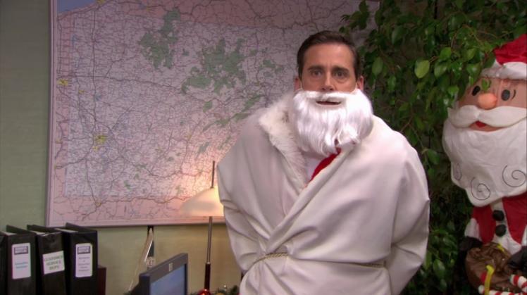 the-office-michael-scott-jesus